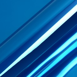 HX30SCH05S - Super Chrome Bleu Satin