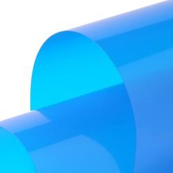 Cristal  Bleu Acier