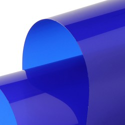Cristal  Bleu Foncé