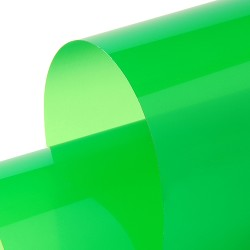 Cristal  Vert Lichen