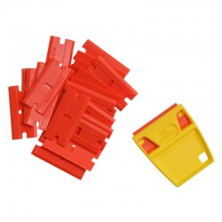 Accessoires Kit grattoir + 25 lames