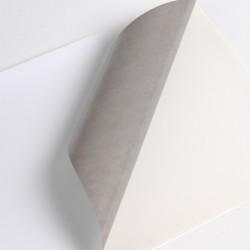 Bobine Jet encre VM100µm Blanc MT adh gris perm